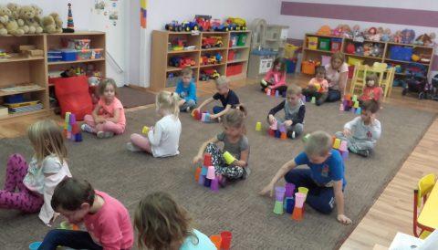 Zajęcia kreatywne w przedszkolu