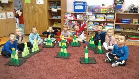 Kreatywne przedszkolaki