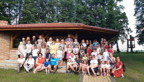 Pożegnanie przedszkola u Skrzatów i Motylków