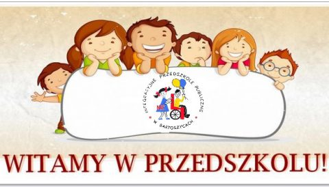 Informacja dla rodziców dzieci nowo przyjętych do przedszkola na rok szkolny 2020/2021