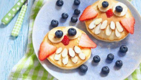 Zdrowe odżywanie dzieci w wieku przedszkolnym