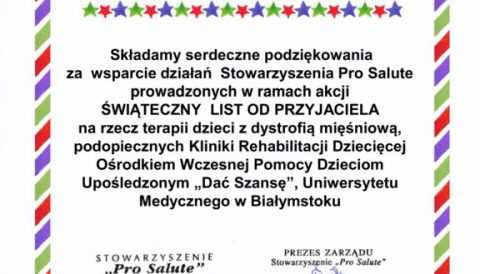"""""""Zajączki"""" biorą udział w akcji #Razem na Święta"""