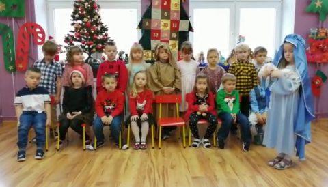 """Życzenia Świąteczne od grupy """"Żabki"""""""