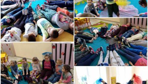 """""""Burza w słoiku""""- zajęcia dla dzieci, prowadzone przez specjalistów z PCRE – Poradni Psychologiczno-Pedagogicznej"""