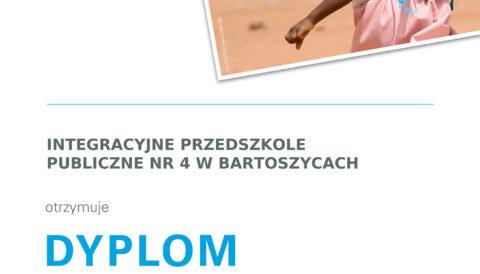 """Podsumowanie Projektu Edukacyjnego """"Moc Prezentów UNICEF"""""""